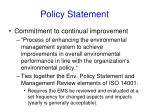 policy statement18