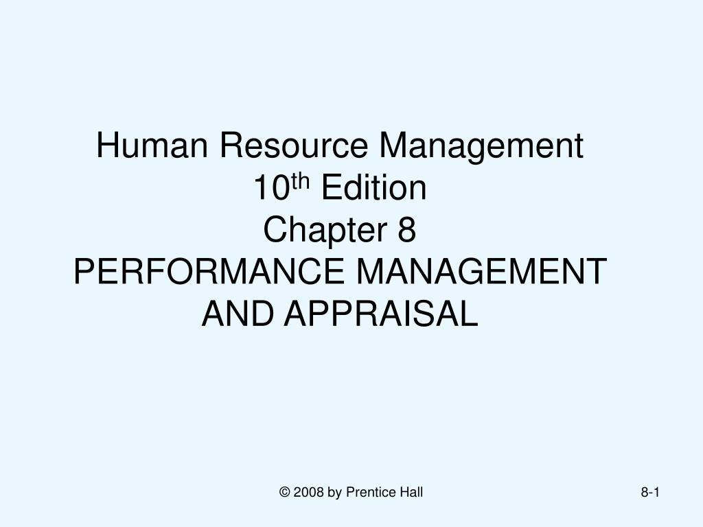 human resource management and performance appraisal Performance performance for both individual and organizational performance, this area helps you research with analytics, plan with organizational effectiveness, and develop with performance management.
