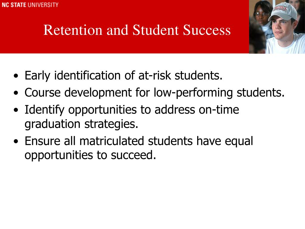 Retention and Student Success