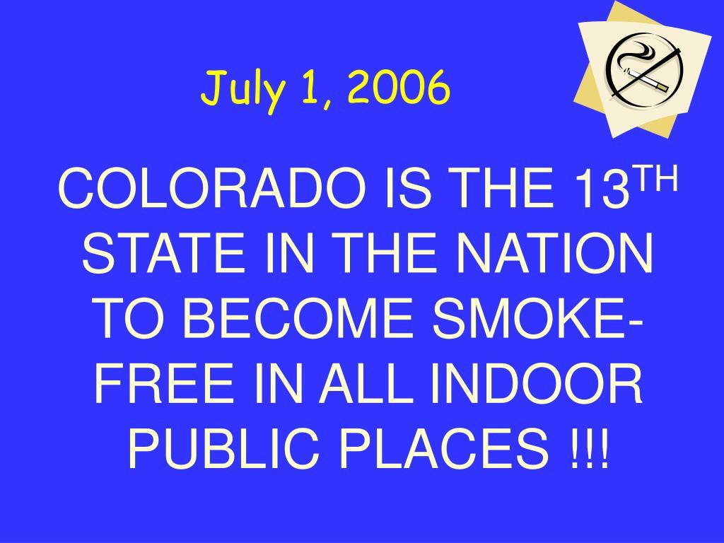 July 1, 2006