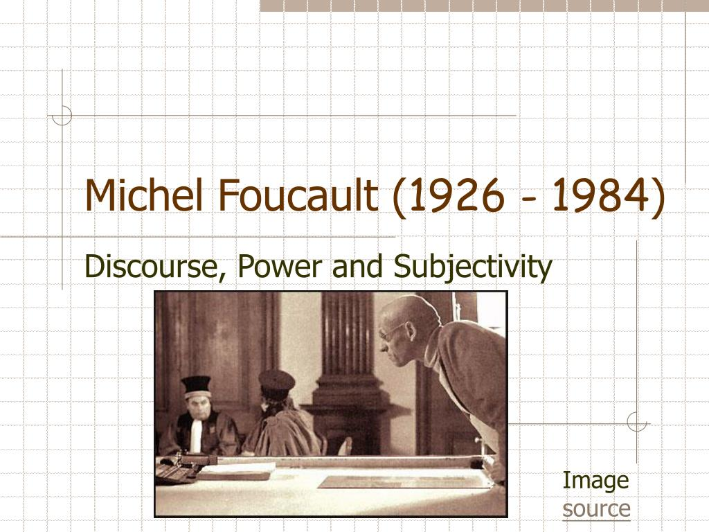 michel foucault truth and power pdf