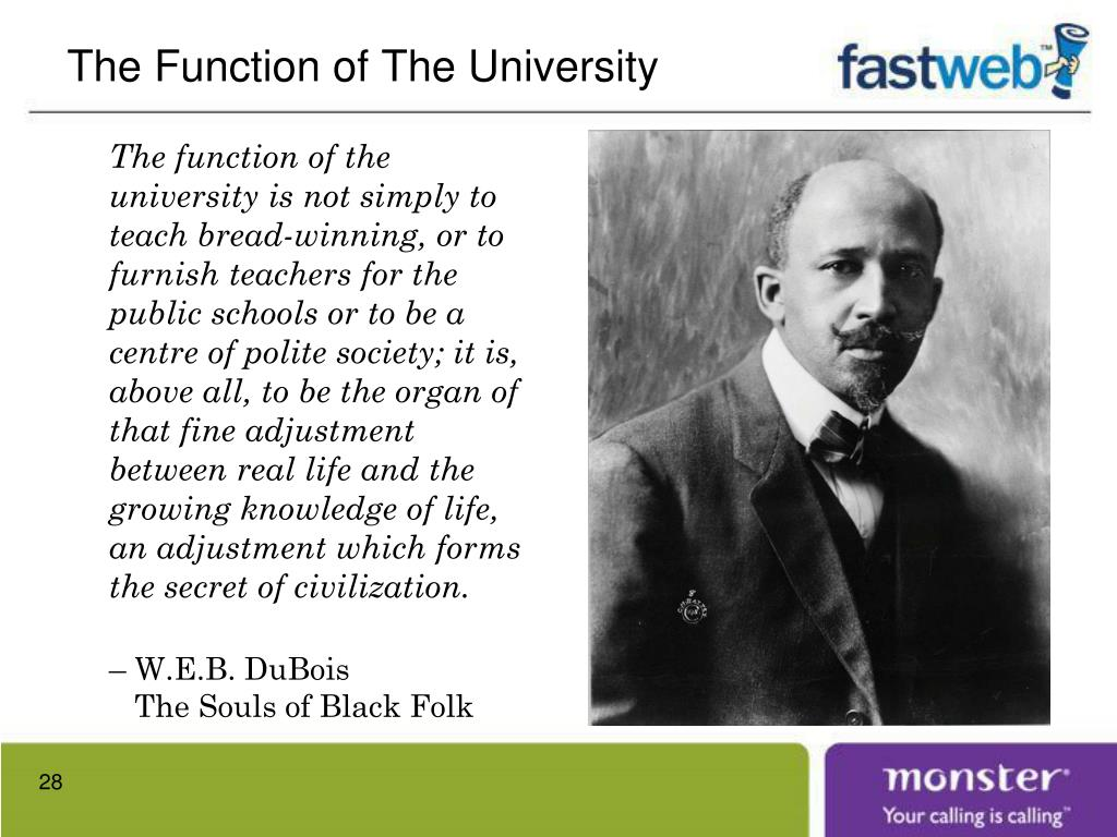 The Function of The University