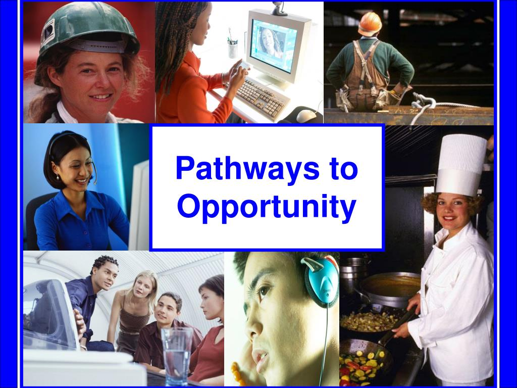 Pathways to
