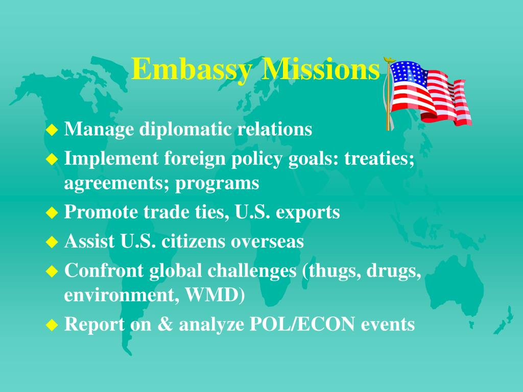 Embassy Missions
