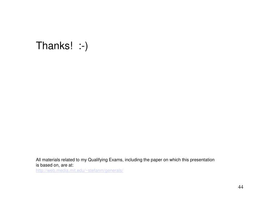 Thanks!  :-)