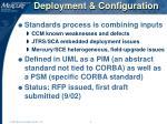 deployment configuration9
