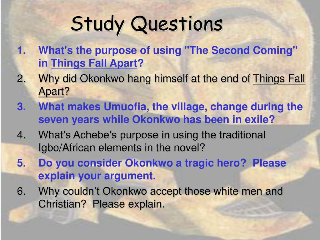 things fall apart observation of okonkwo Free essay on character analysis of okonkwo in things fall apart&quo available totally free at echeatcom, the largest free essay community.