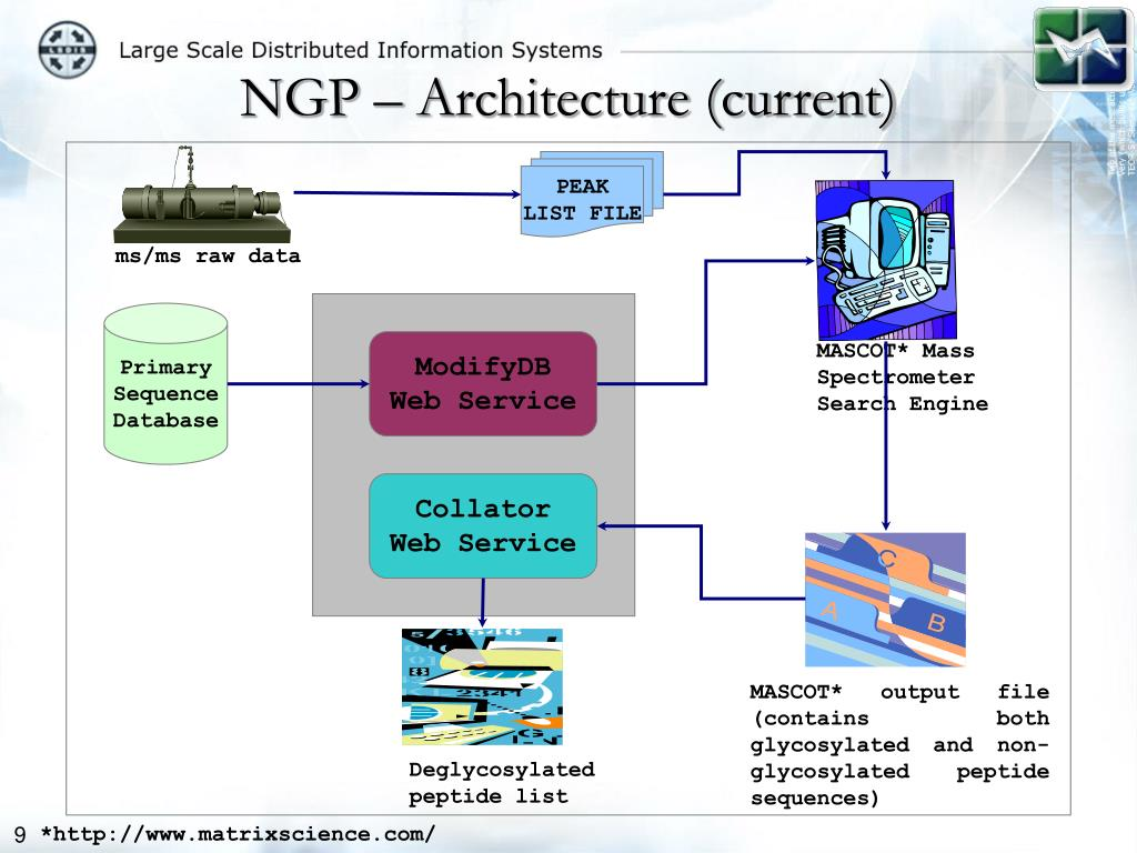 NGP – Architecture (current)