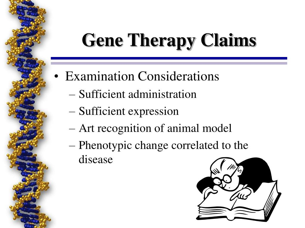 Gene Therapy Claims