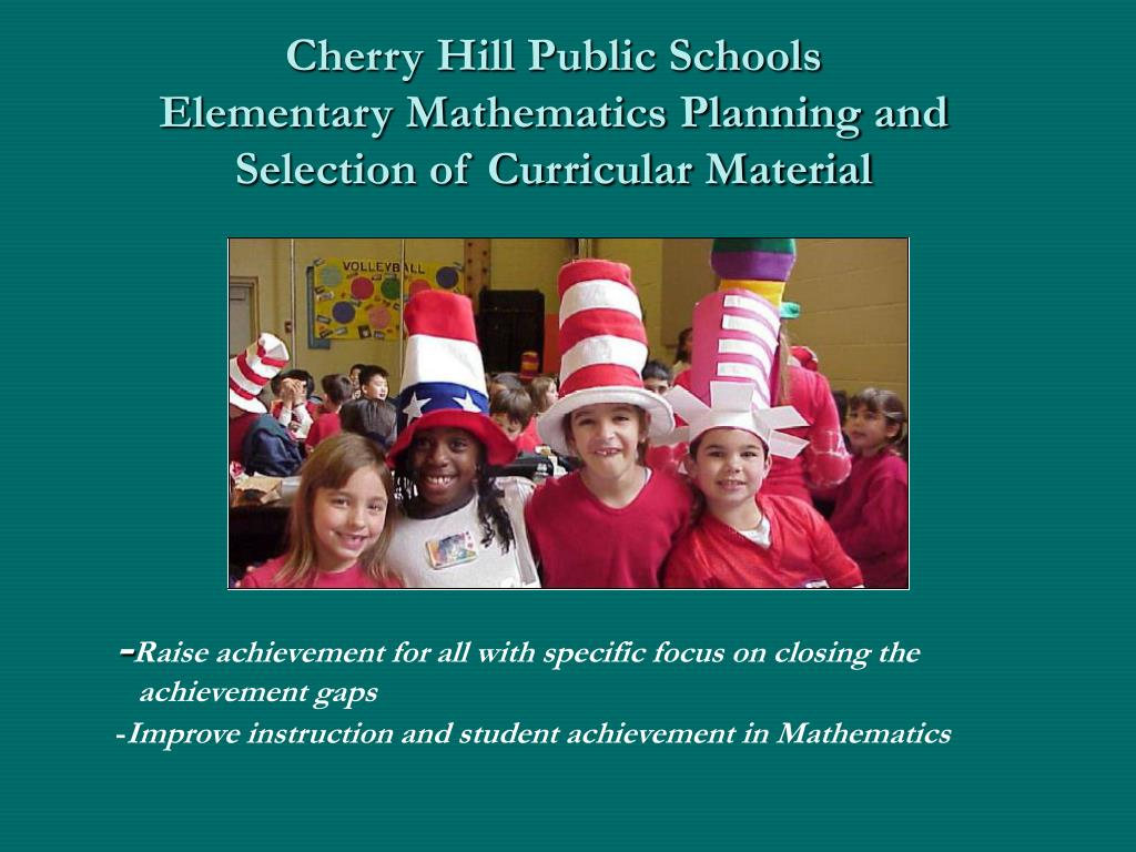Cherry Hill Public Schools