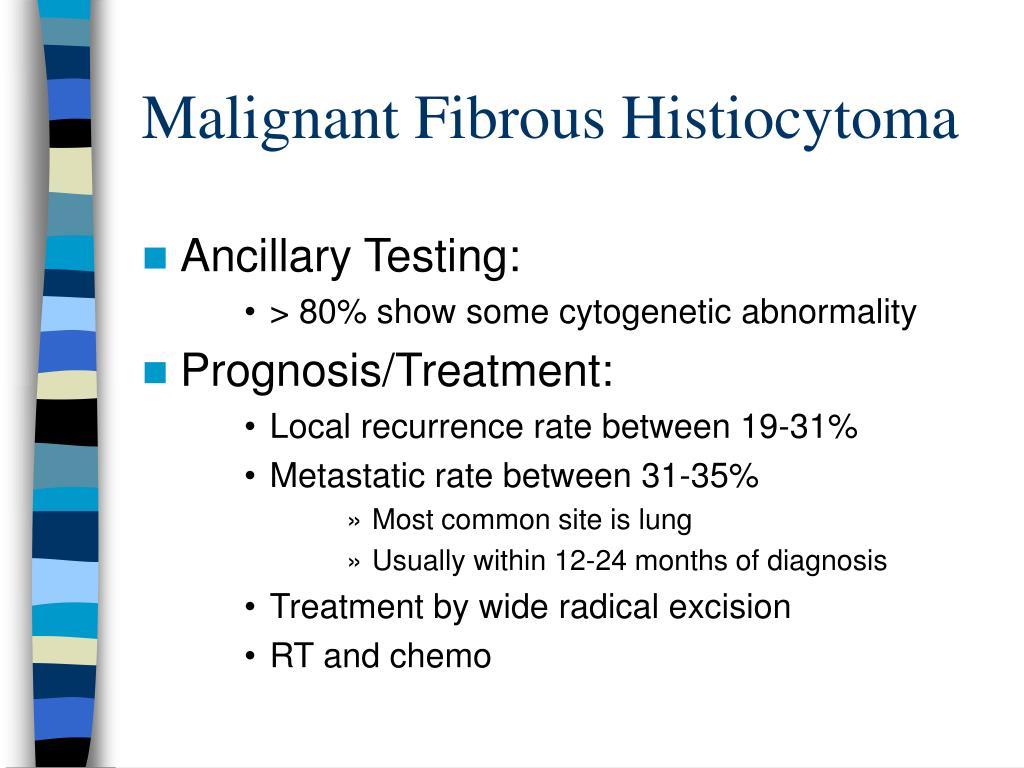Malignant Fibrous Histiocytoma