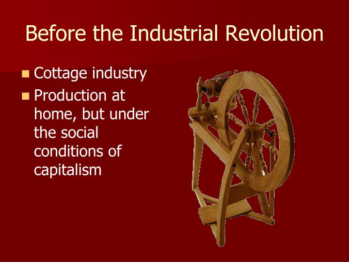 Before the industrial revolution l.jpg