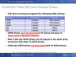 clariion cx4s still can t intermix drives