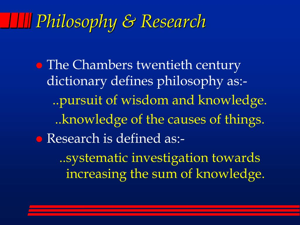 philosophy in research 23072018 explore the latest articles, projects, and questions and answers in philosophy, and find philosophy experts.