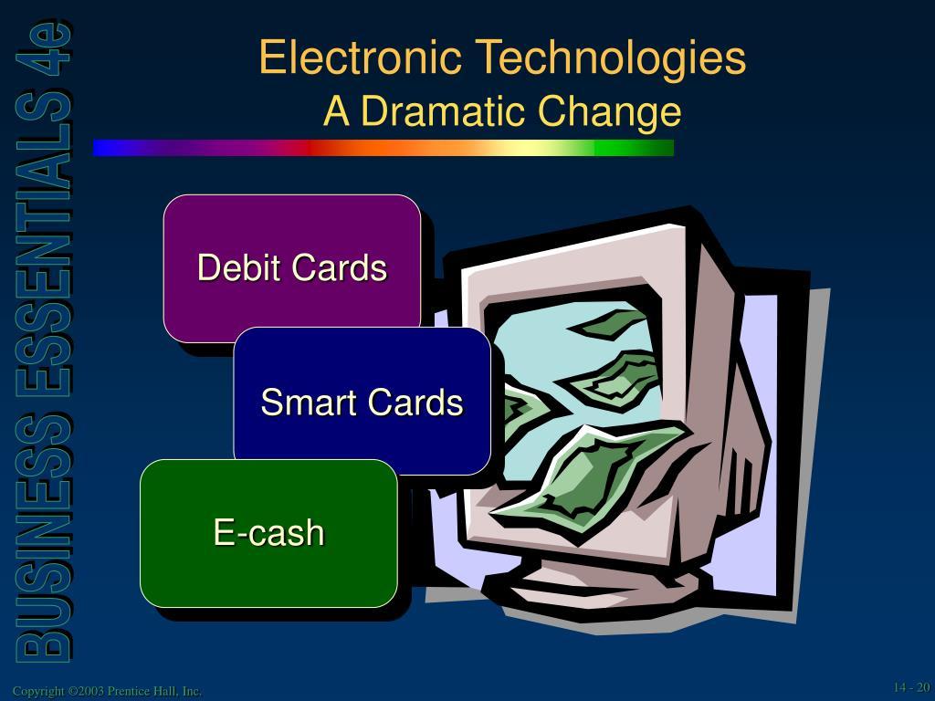 Electronic Technologies