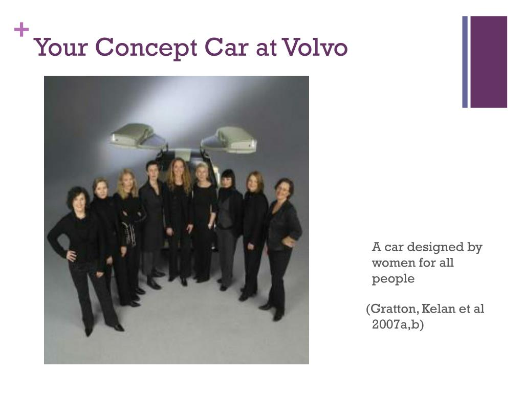 Your Concept Car at Volvo