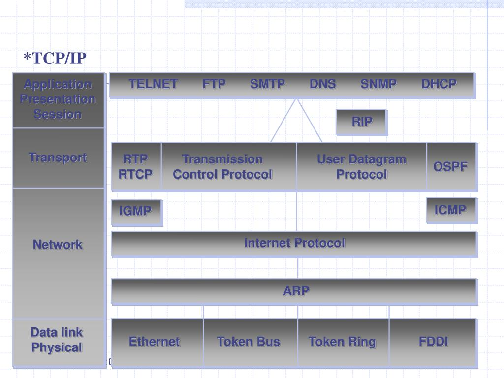 *TCP/IP
