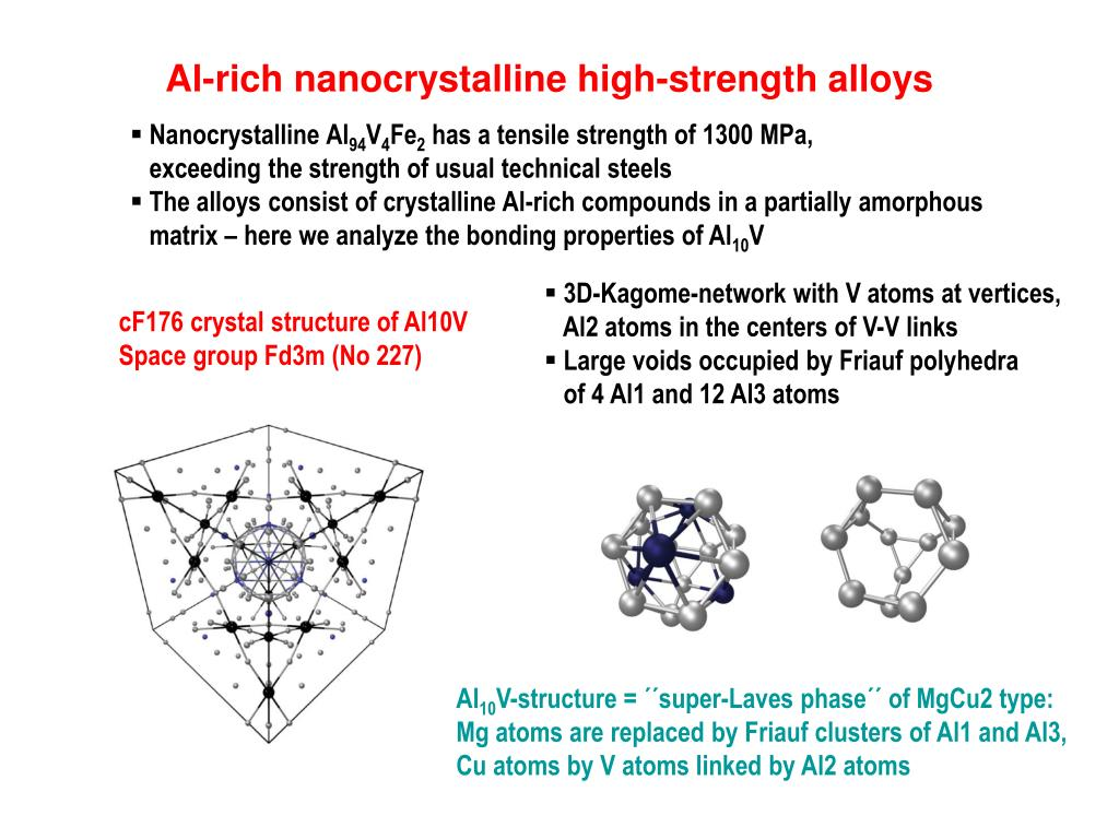 Al-rich nanocrystalline high-strength alloys