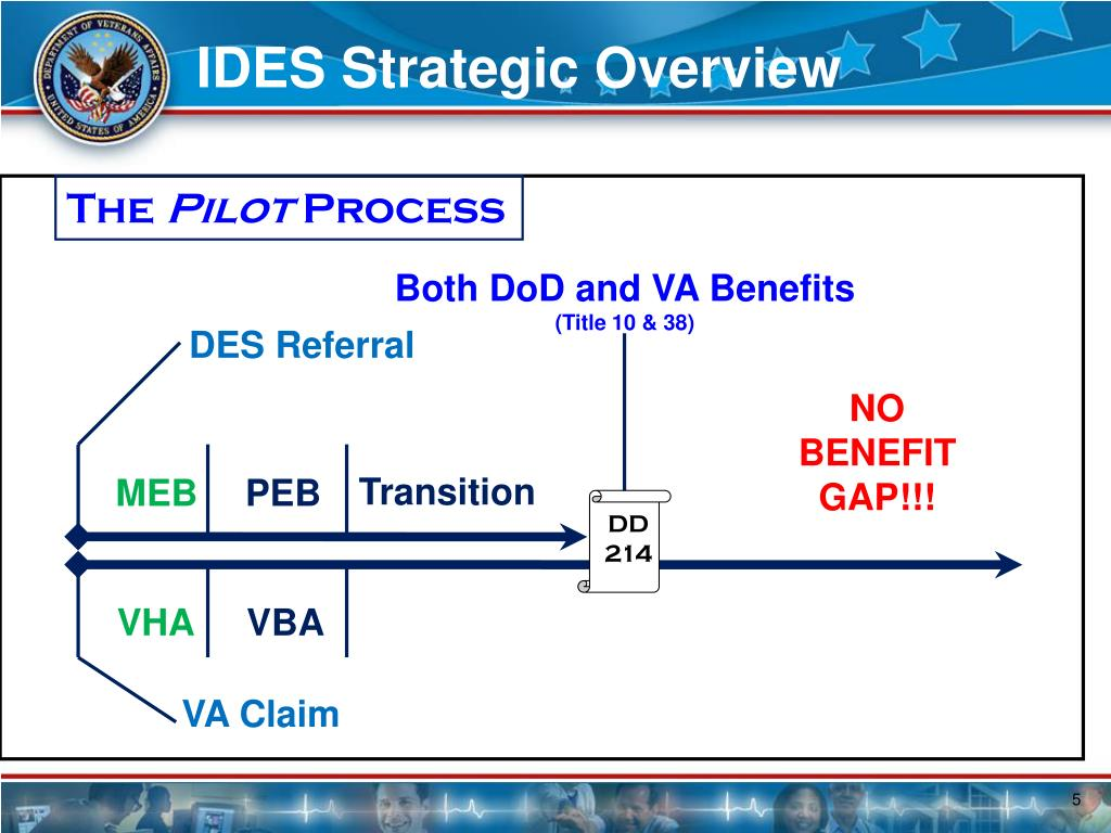 IDES Strategic Overview