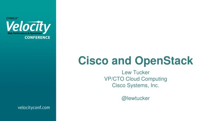 Cisco and openstack l.jpg