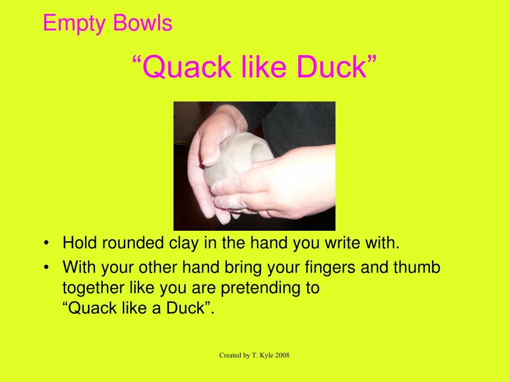 """""""Quack like Duck"""""""