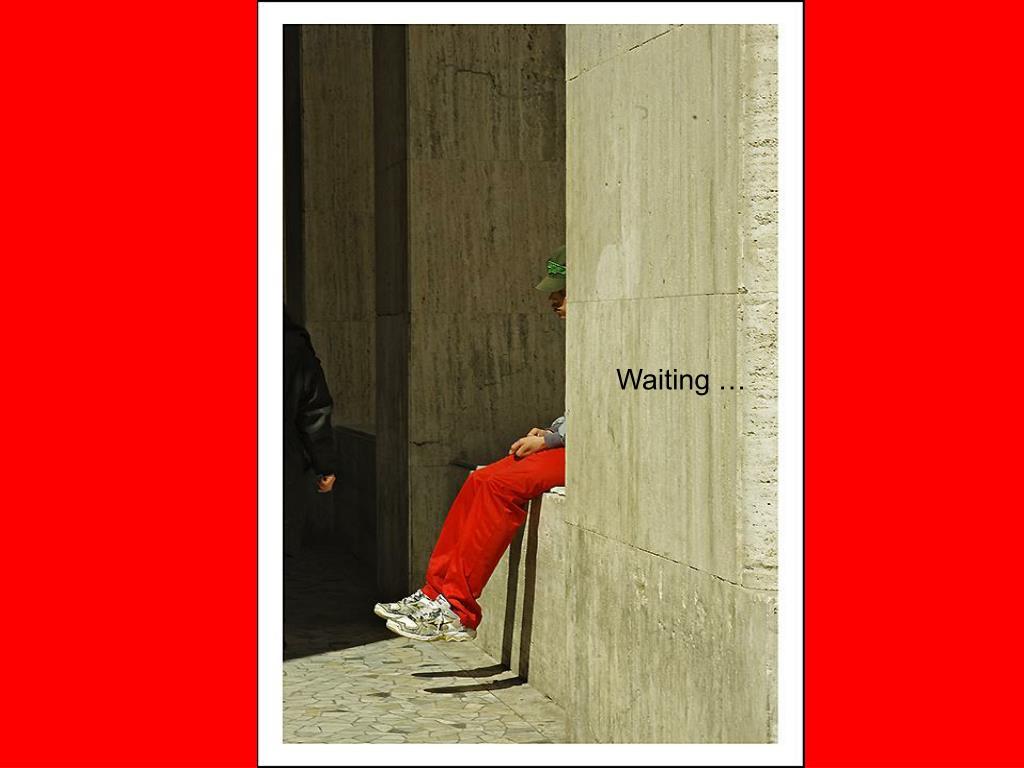 Waiting …
