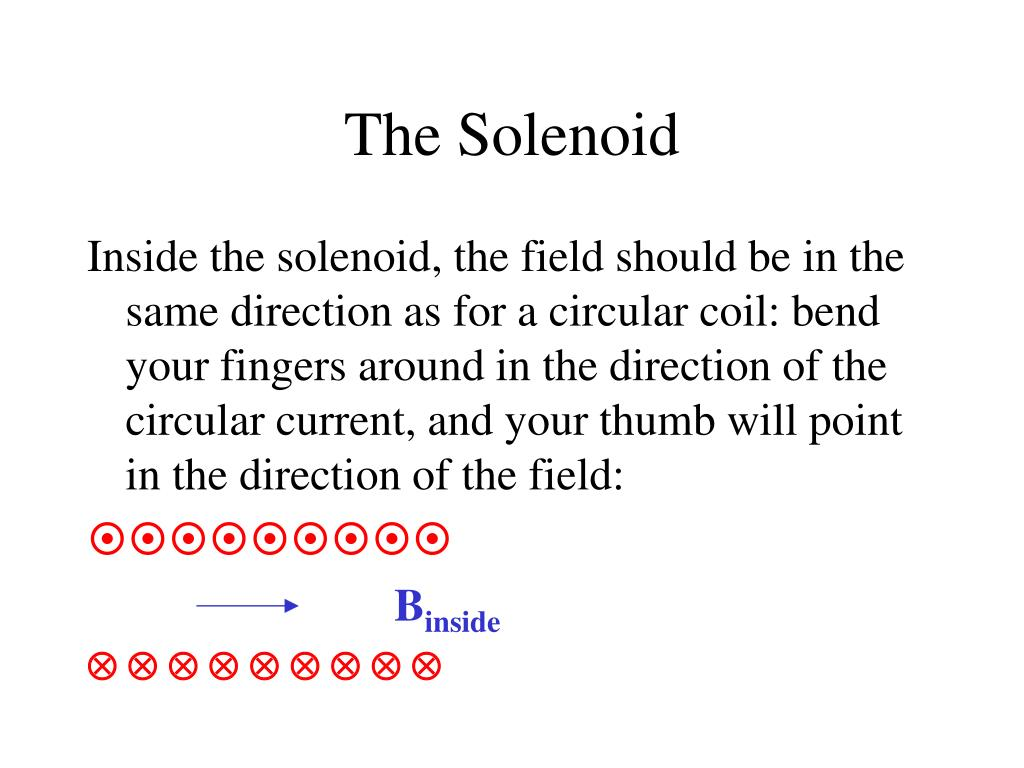 The Solenoid
