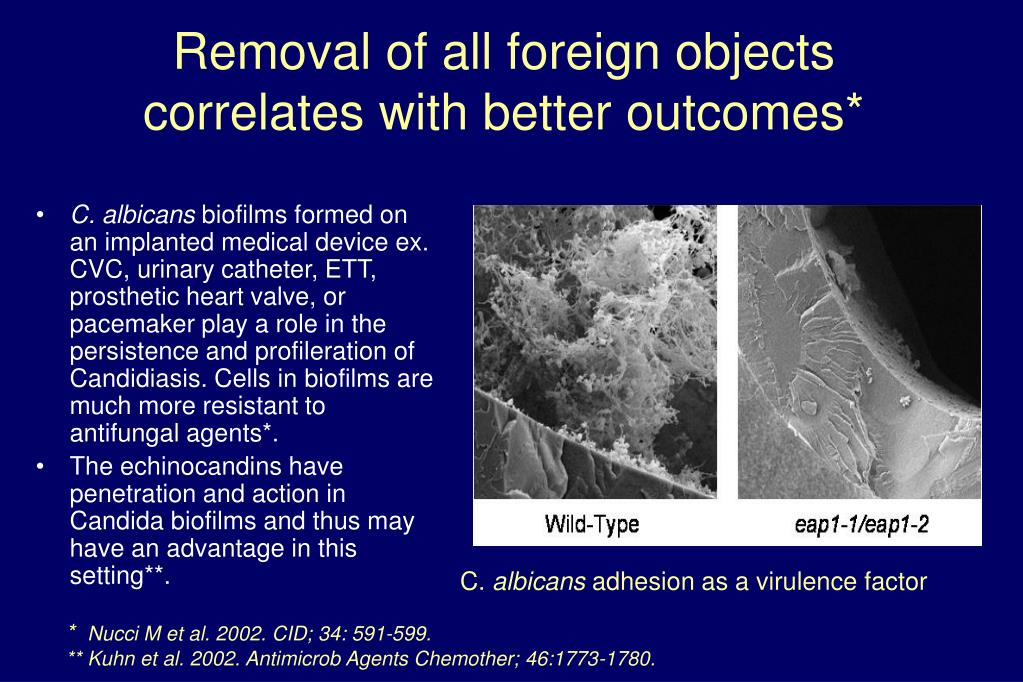 Removal of all foreign objects correlates with better outcomes*