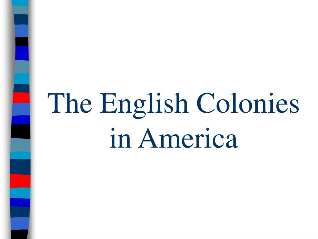 the events in great britain that contributed to the settlement of english colonies in america Origins of the british empire great britain the first permanent british settlement fighting between the british and french colonies in north america.