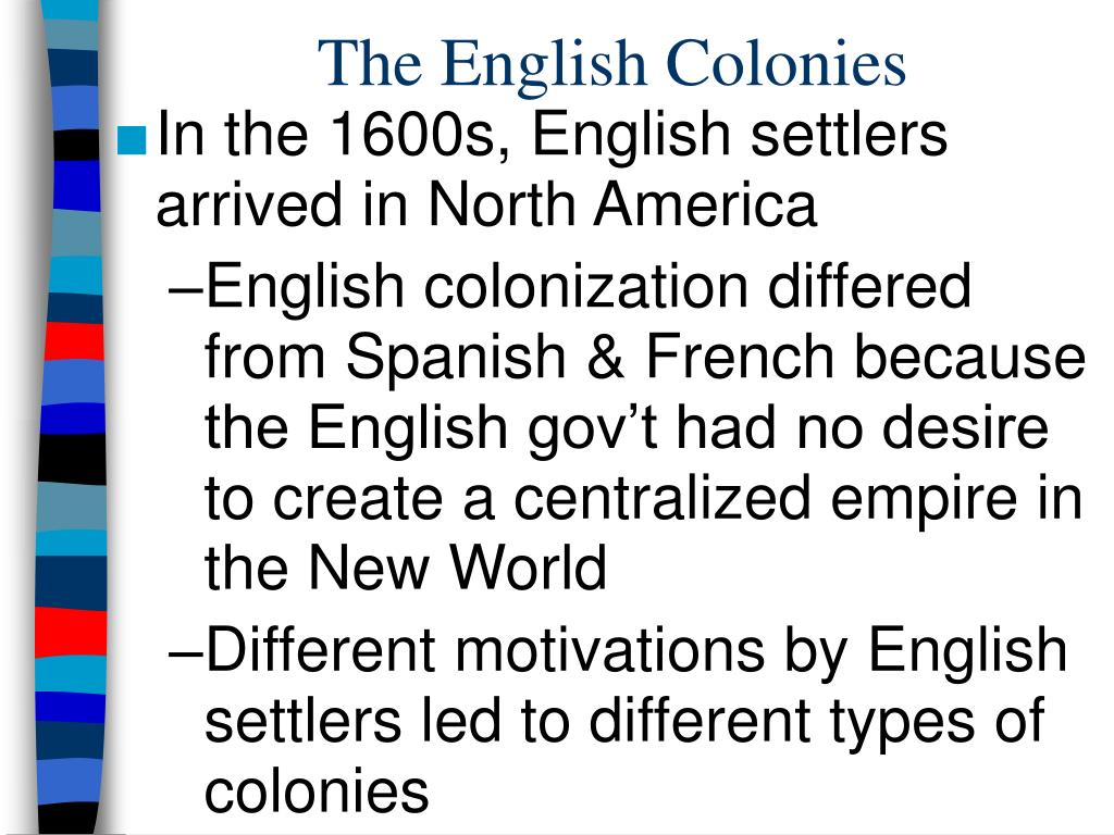 the similarities and differences between the colonization of the spanish and british on america While religious diversity existed from the beginning of british colonization the mines in spanish america yielded more than the colonists - what they created.