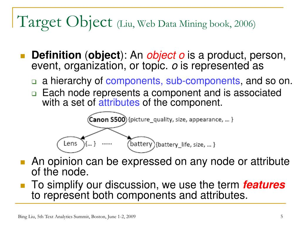 Target Object