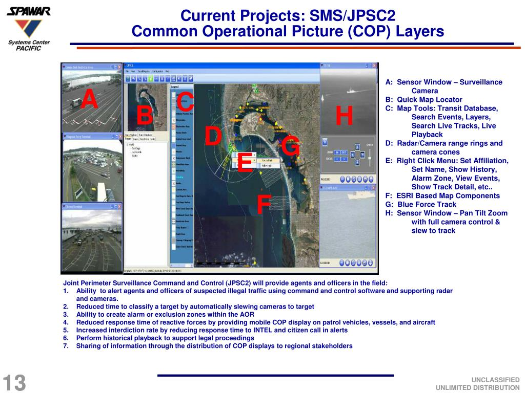 Current Projects: SMS/JPSC2