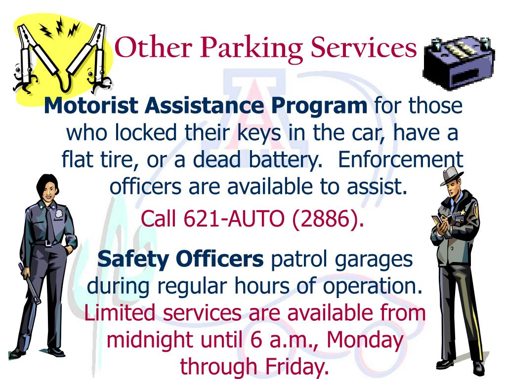 Other Parking Services