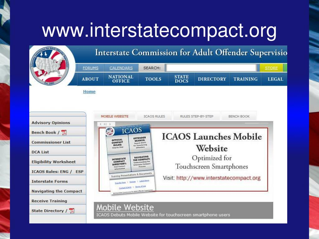 www.interstatecompact.org