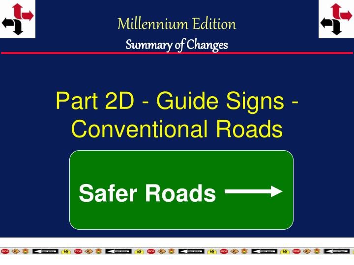 Part 2d guide signs conventional roads l.jpg