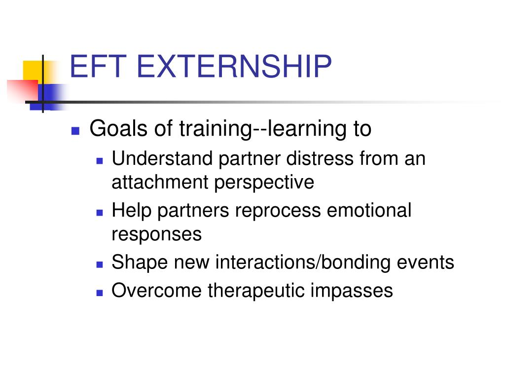 EFT EXTERNSHIP
