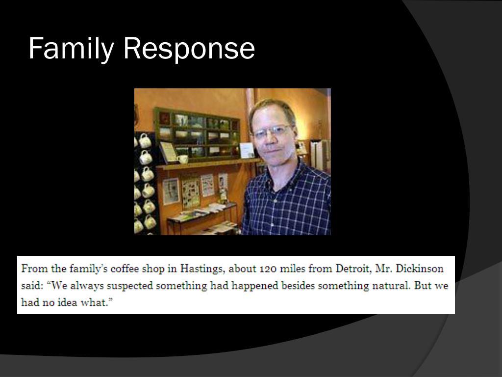 Family Response