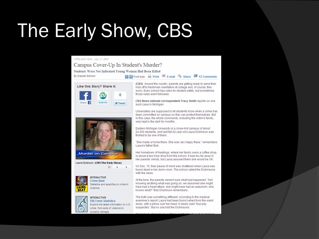 The Early Show, CBS
