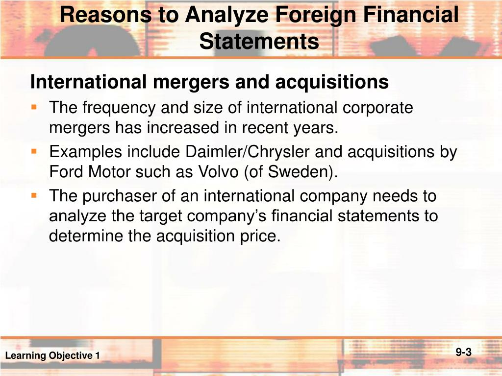 an analysis of foreign direct investment in international business mergers International business mergers and acquisitions in japan ralf bebenroth  international business topics second, m&a and third, human resources in m&a processes most of the chapters have been developed steadily over the years while teaching the topic of mergers  2 japan and foreign direct investment.