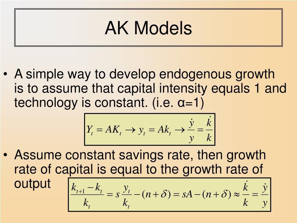 AK Models