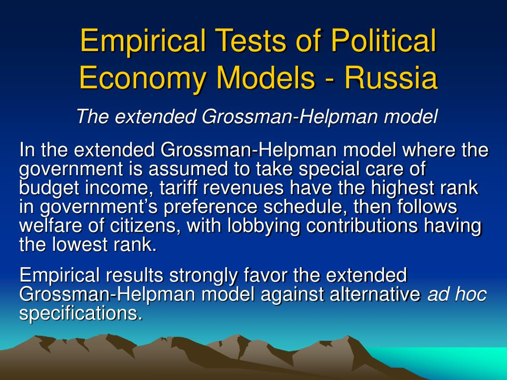 a study of the political economy of russia and japan American imperialism had a major effect on the world in this lesson, find out how a nation became a part of the us for almost 50 years and how.