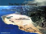 the red sea crossing36