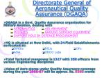 directorate general of aeronautical quality assurance dgaqa