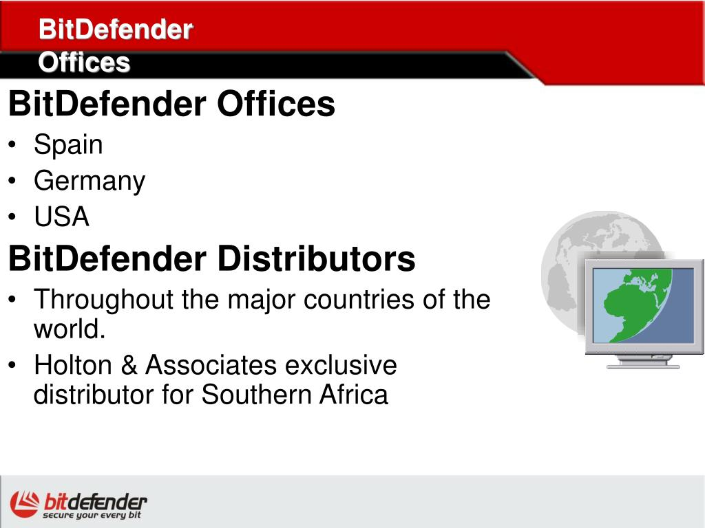 BitDefender Offices