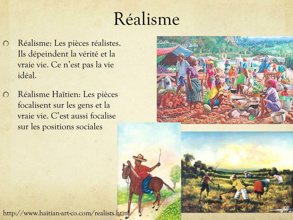 Réalisme