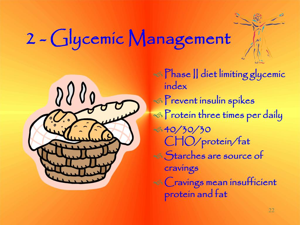 2 - Glycemic Management