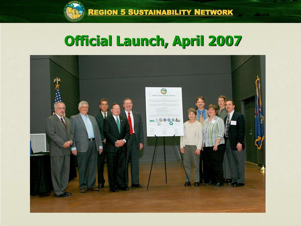 Official Launch, April 2007