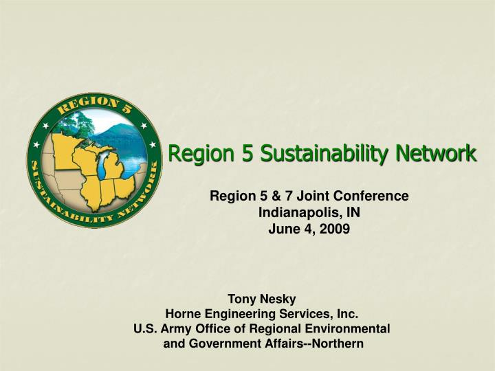 Region 5 sustainability network l.jpg