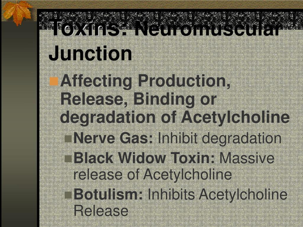 Toxins: