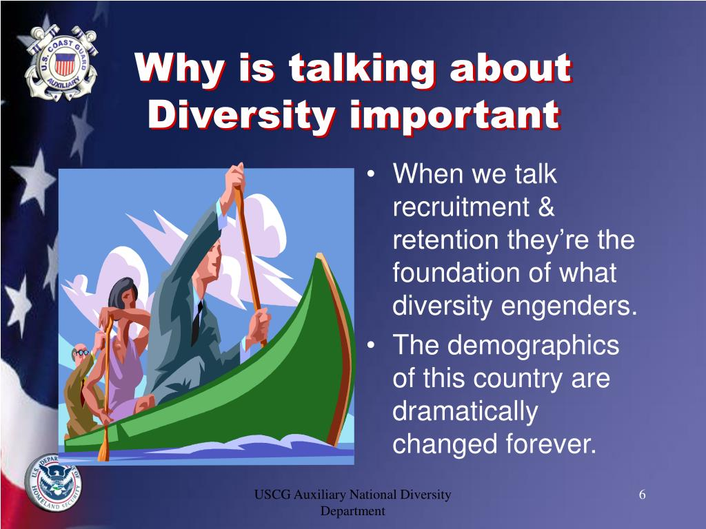 Why diversity is important essay